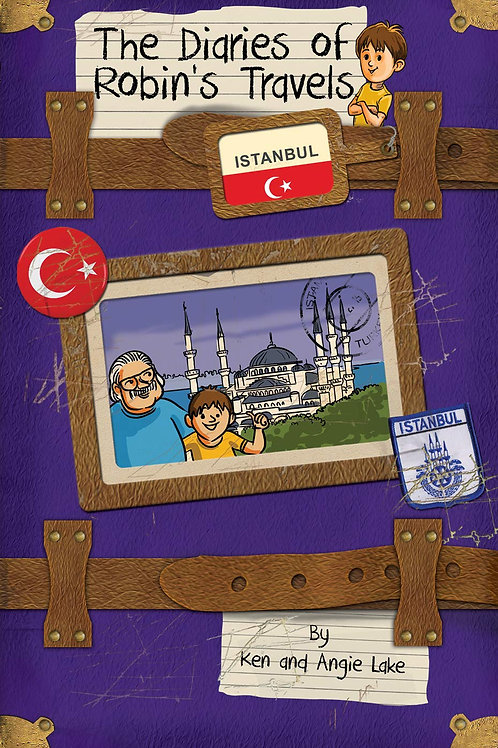 """The Diaries of Robin's Travel - """"Istanbul"""""""
