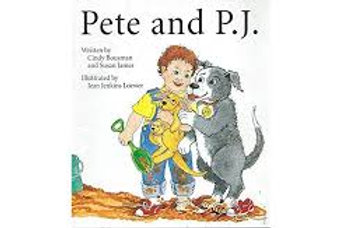 Pete and P.J.