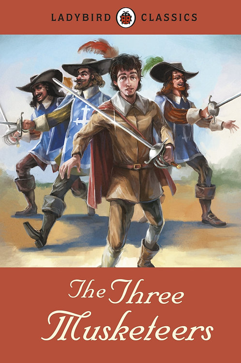 """Classic Starts - """"The Three Musketeers"""""""