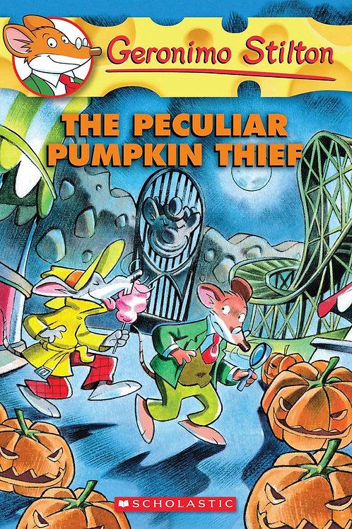 "Geronimo Stilton ""The Peculiar Pumpkin Thief"""