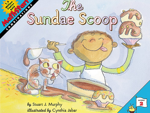 "MathStar (Combinations) - ""The Sundae Scoop"""