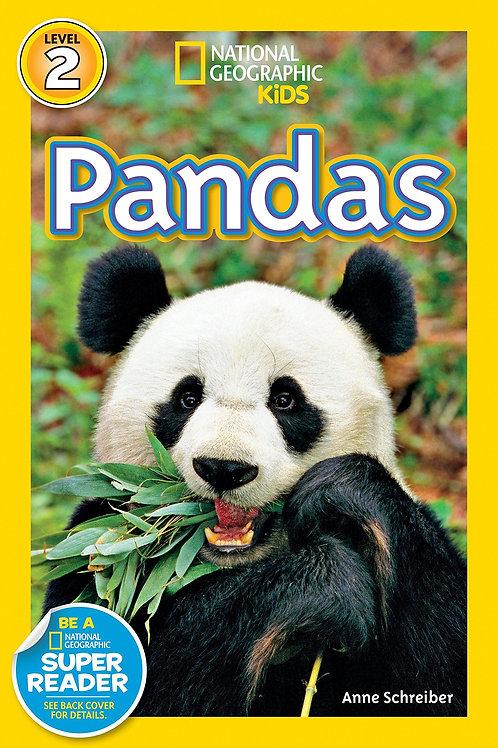 National Geographic Kids (Level 2) - Pandas