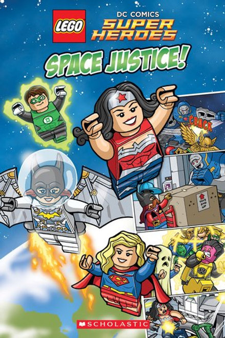 "Lego DC Comics - Super Heroes ""Space Justice!"""
