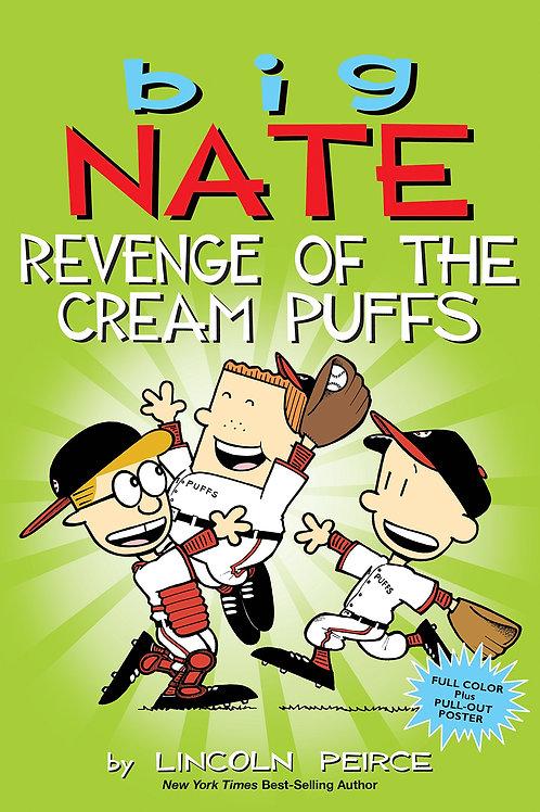 "Big Nate ""Revenge of the Cream Puffs"""