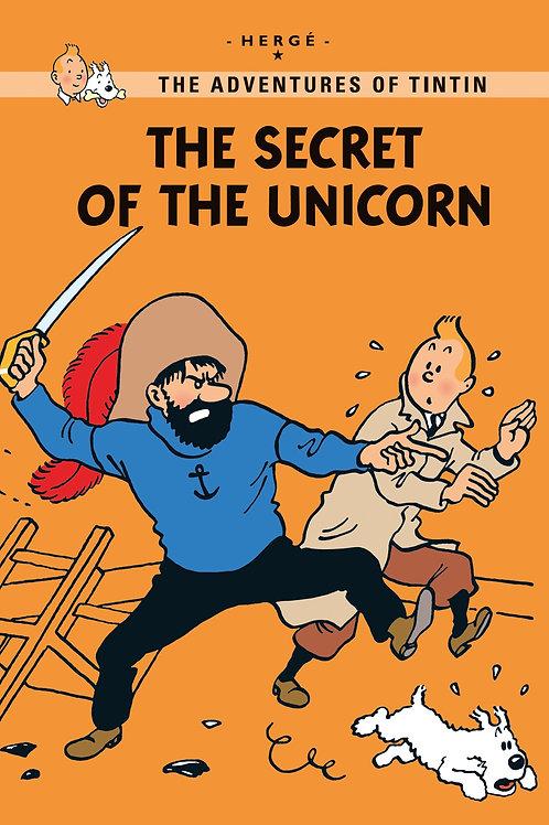"The Adventures of Tintin - ""The Secret of the Unicorn"""