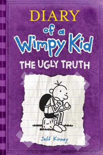 "Diary of a Wimpy Kid ""The Ugly Truth"""