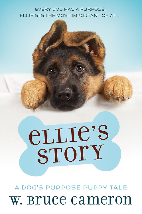 "Elle's Story ""A Dog's Purpose"""