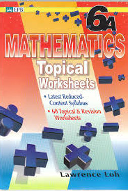 Mathematics Topical Worksheets 3A