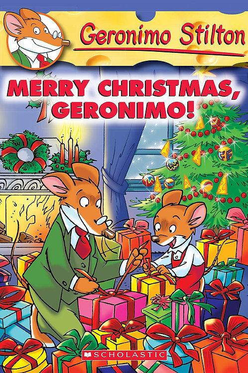"Geronimo Stilton ""Merry Christmas, Geronimo!"""