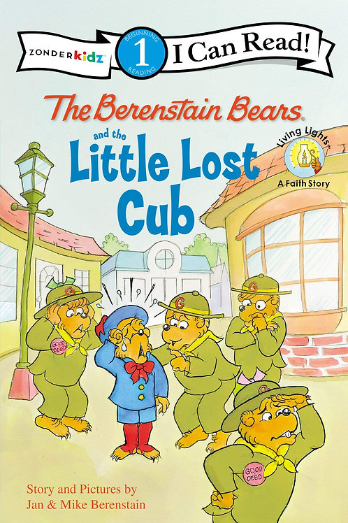 """I Can Read! (Level 1) - """"The Berenstain Bears and the Little Lost Cub"""""""