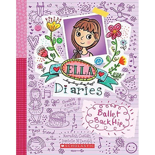 "Ella Diaries ""Ballet Backflip"""