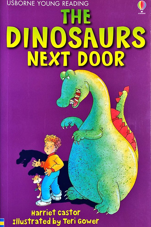 Usborne Young Reading - The Dinosaurs Next Door
