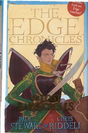 The Edge Chronicles - The Lost Barkscrolls
