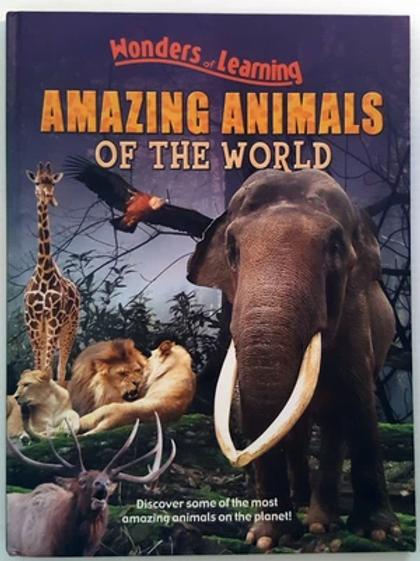 Wonders of Learning - Amazing Animals of the World