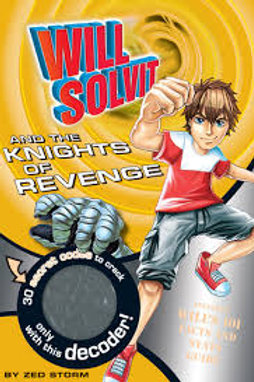Will Solvit and the Knights of Revenge
