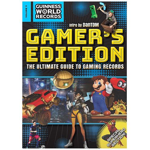 Guinness World Records Volume 11 - Gamer's Edition