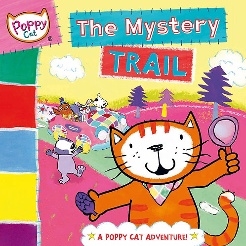 Poppy Cat - The Mystery Trail