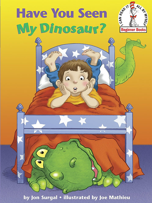 I Can Read It All By Myself - Have You Seen My Dinosaur?