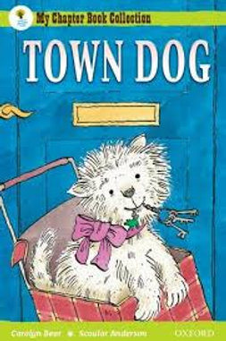My Chapter Book Collection - Town Dog