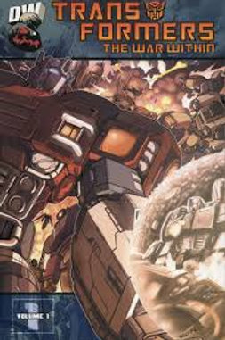 """Transformers """"The War Within"""""""