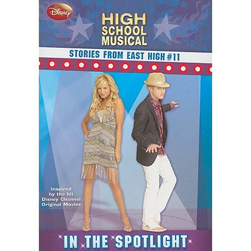 Highschool Musical Stories from East High #11 - In the Spotlight