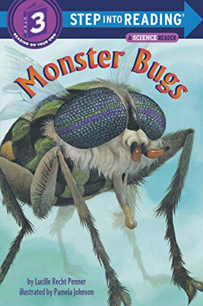 Step into Reading (Level 3) - Monster Bugs