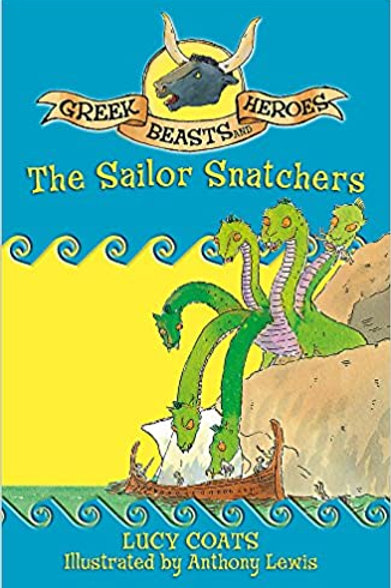 "Greek Beast and Heroes ""The Sailor Snatchers"""