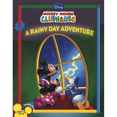 "Disney Mickey Mouse Clubhouse - ""A Rainy Day Adventure"""