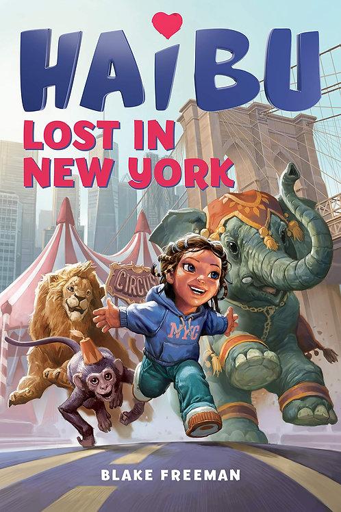 Haibu - Lost in New York