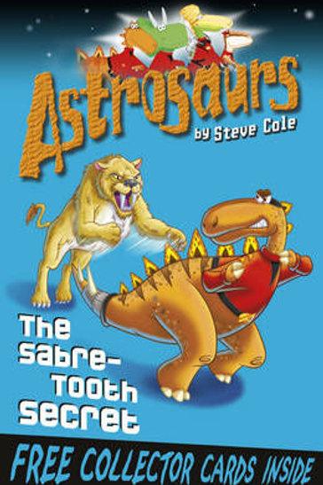 Astrosaurs -  The Sabretooth Secret