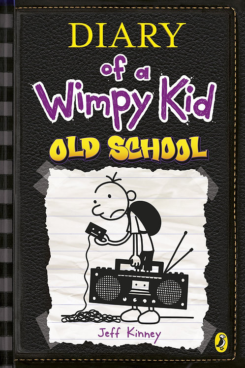"""Diary of a Wimpy Kid """"Old School"""""""
