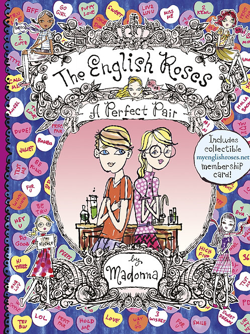 The English Roses - A Perfect Pair