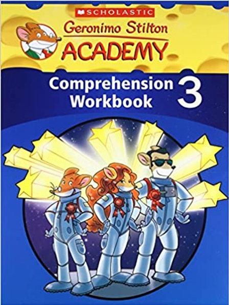 Geronimo Stilton Academy - Comprehension Pawbook3