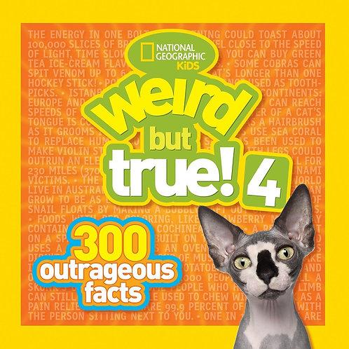 National Geographic Kids - Weird but true! 4