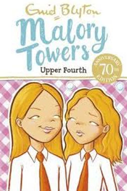 Malory Towers Upper Fourth - 70th anniversary edition