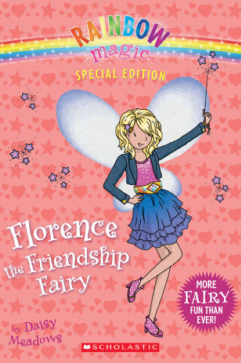"Rainbow Magic (Special Edition) -""Florence the Friendship Fairy"""