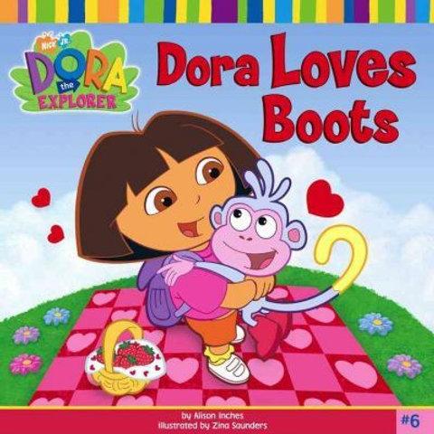 "Dora the Explorer ""Dora Loves Boots"""