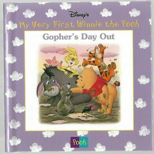 """My Very First Winnie The Pooh """"Gopher's Day Out"""""""