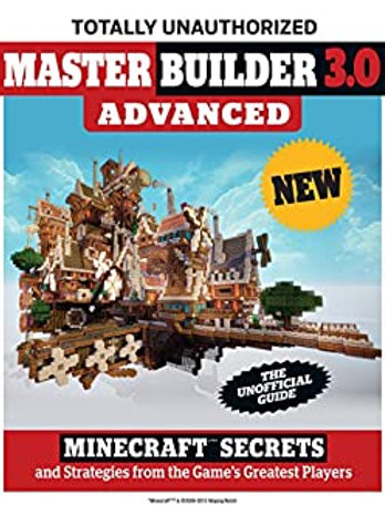 Master Builder 3.0 Advanced - Minecraft Secrets