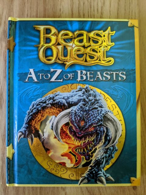 Beast Quest - A to Z of Beasts