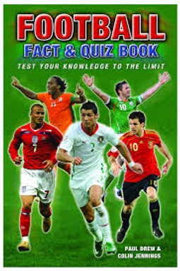 Football Quiz Book Test your knowledge to the Limit