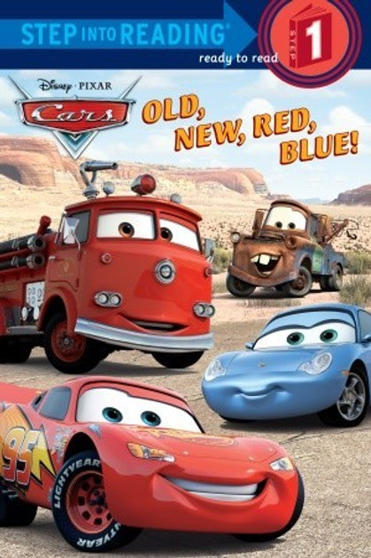 Cars - Old, New, Red, Blue!