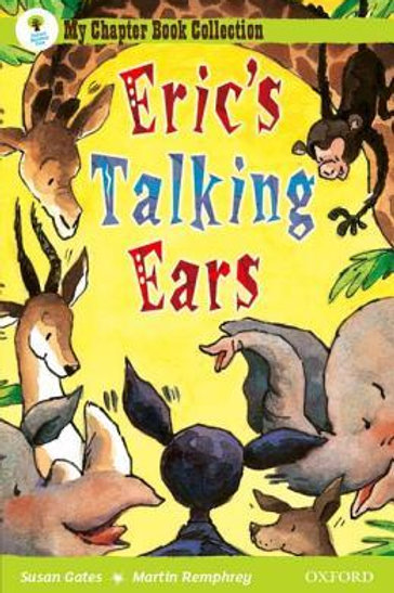 My Chapter Book Collection - Eric's Talking Ears
