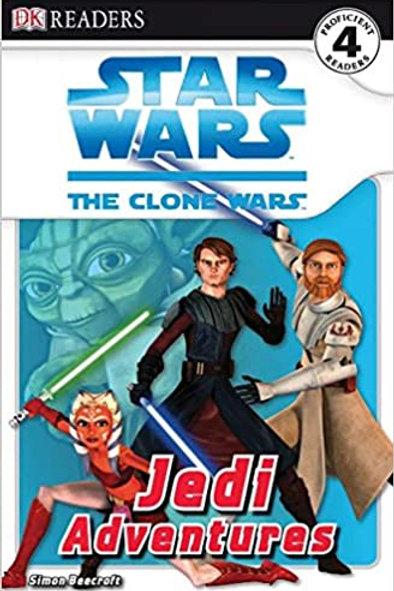 Star Wars The Clone Wars - Jedi Adventures