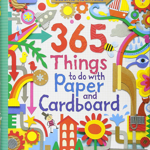Usborne Activities - 365 Things to do with Paper and Cardboard