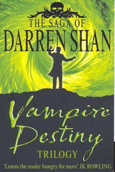"The Saga of Darren Shan ""Vampire Destiny"""
