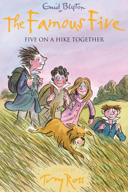 """The Famous Five - """"Five on a Hike Together"""""""