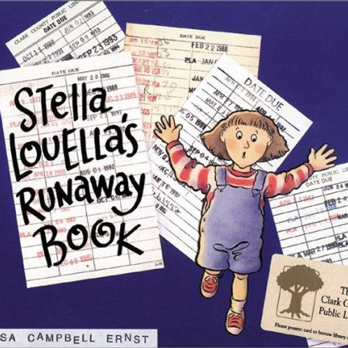 Stella Lovella's Runaway Book