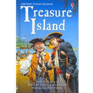 Usborne Young Reading - Treasure Island