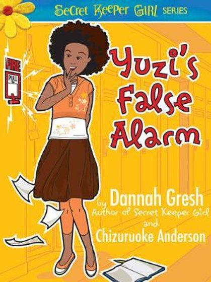 Secret Keeper Girl Series - Yuzi's False Alarm